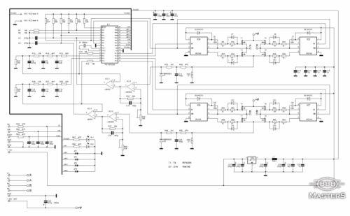 Драйвер Управления Шаговым Двигателем Ethernet