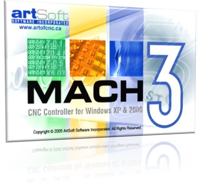 программа Mach3 скачать - фото 5